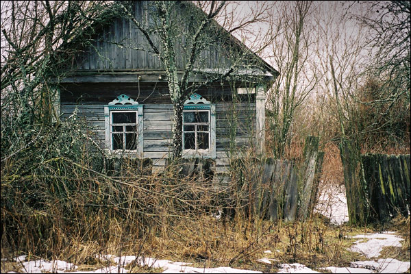 Images of Chernobyl's Ghosts